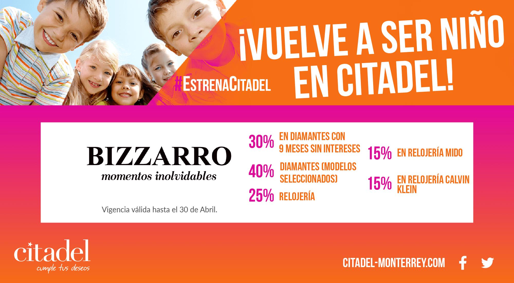 Promociones Bizzarro