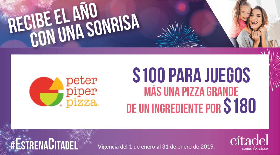 Enero-promociones-_web- PETER PIPPER PIZZA