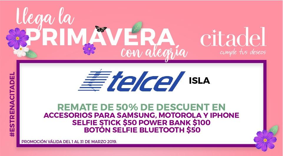 Marzo_Promos_WEB_TELCEL ISLA